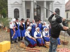 Na zdravje na Ptuju, z lukarji, 2012