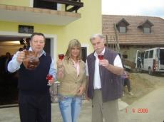 Snemanje Turistike v Gadovi Peči, 2006