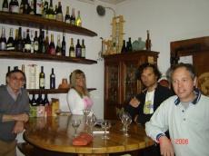 Snemanje na Primorskem, 2006