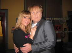 Na snemanju oddaje Hri Bar, 2009, RTV Slovenija