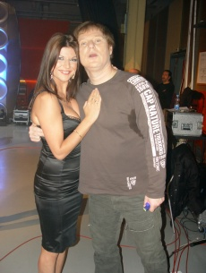 Gostja v oddaji Hri Bar, 2008, RTV Slovenija